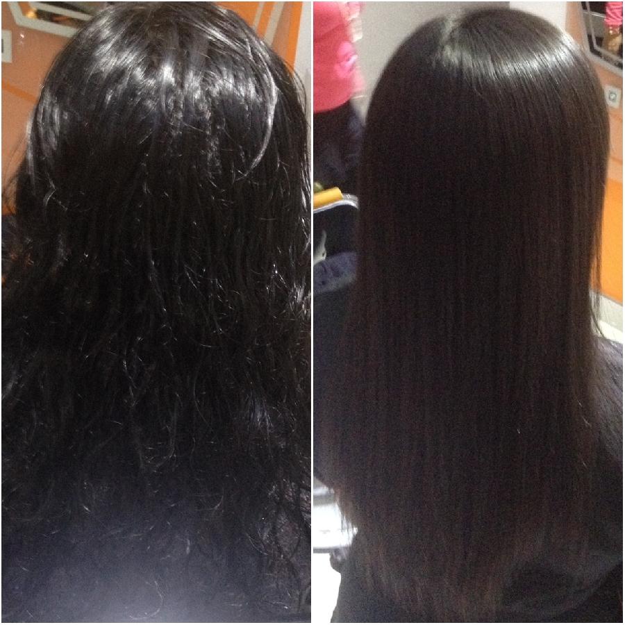 Magic straight perm vs keratin - Keratin Anti Frizz Hair Straightening Treatment